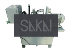 工作機械用油圧装置