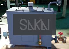 サイドスラスタ用油圧装置