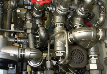 各種自動車エンジン性能試験装置
