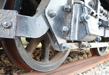 鉄道向け検査装置各種